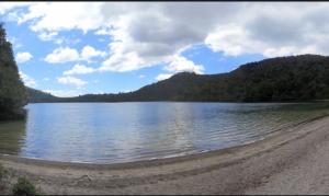 Озеро Ротопуанаму