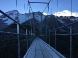 Второй и самый высокий мост на треке