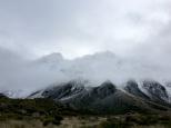Альпийские луга. Примерно половина пути